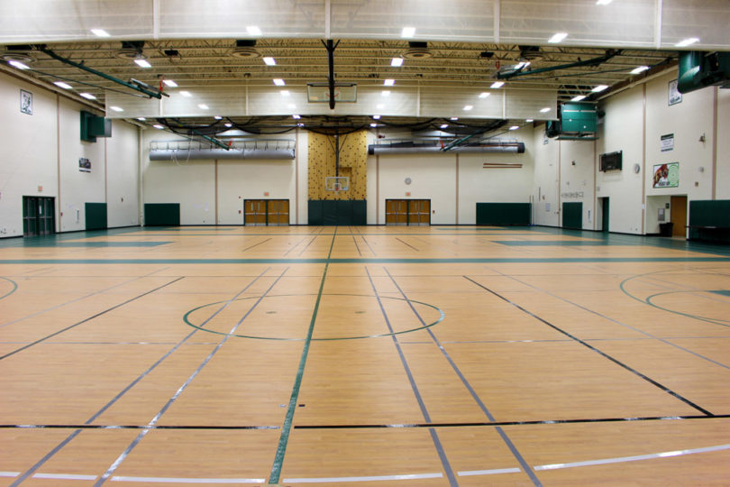 Plainfield Central Field House Combines Performance and Practicality